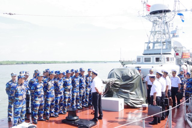 Hội thi tàu tốt, hội thao huấn luyện tàu mặt nước năm 2019